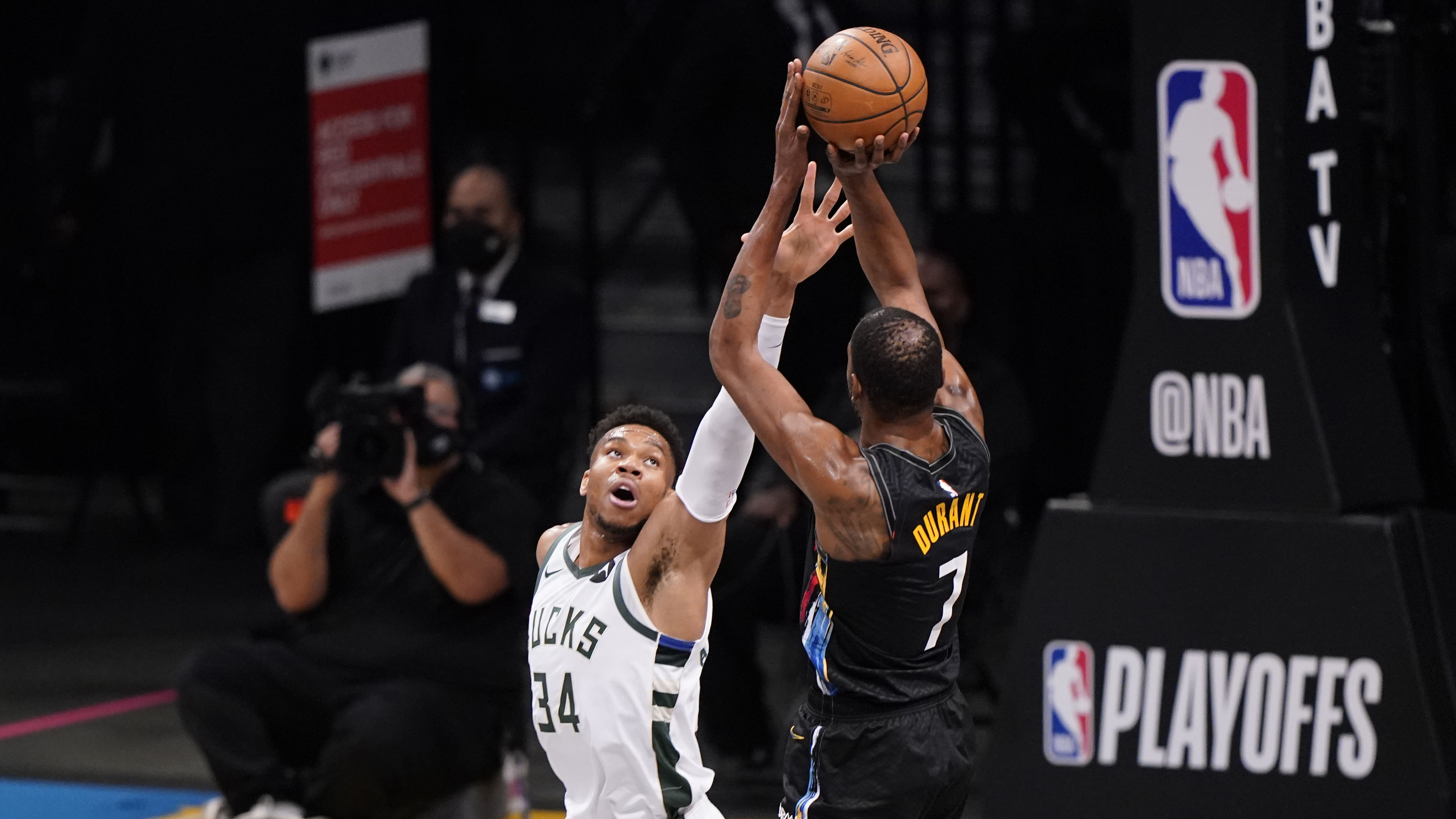 Nets' Kevin Durant slams ESPN analyst Jay Williams over Giannis Antetokounmpo story: 'This is a f—n' lie' – Fox News