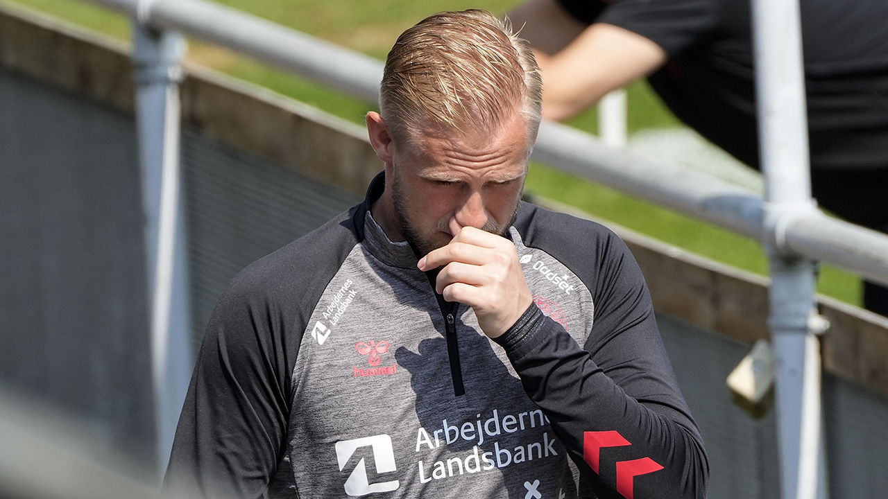 Schmeichel: Outpouring of support shows