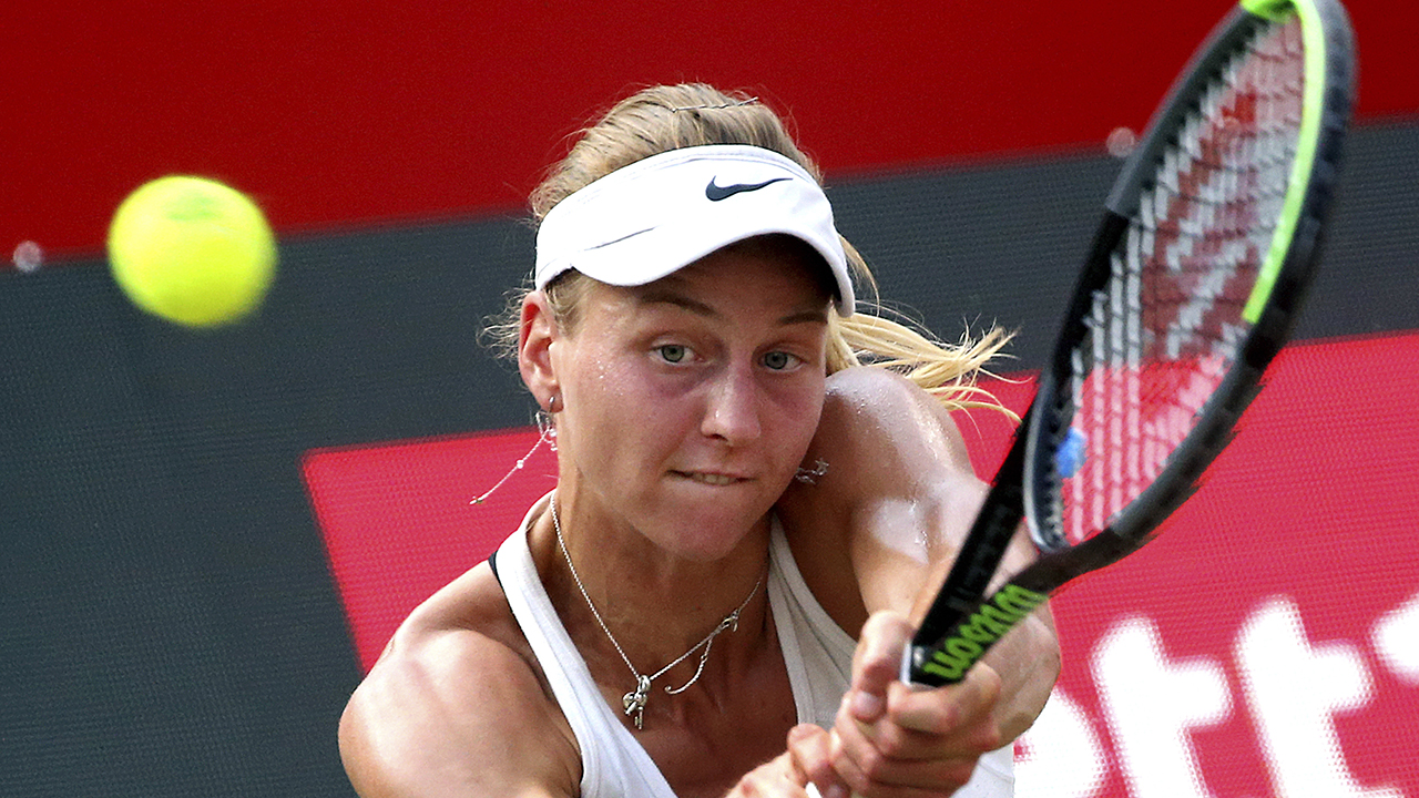 Samsonova completes remarkable week by winning German Open - fox