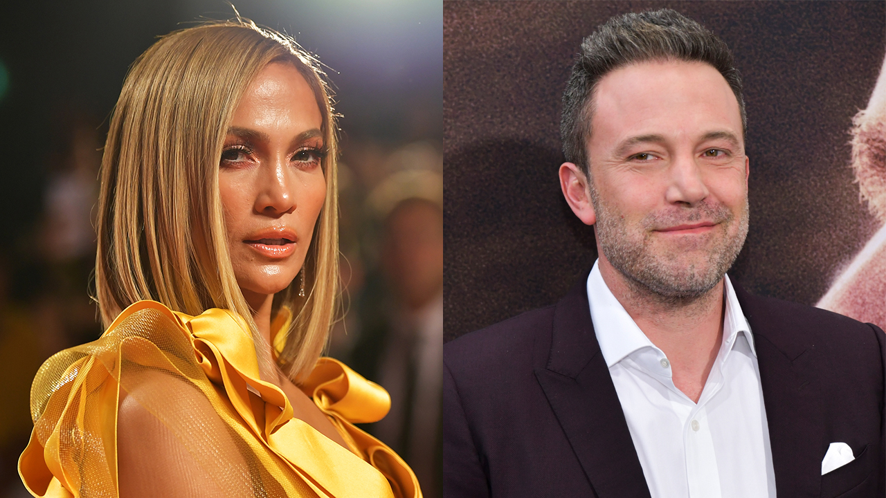 Jennifer Lopez, Ben Affleck party in France for her 52nd birthday: 'Super in love' - Fox News