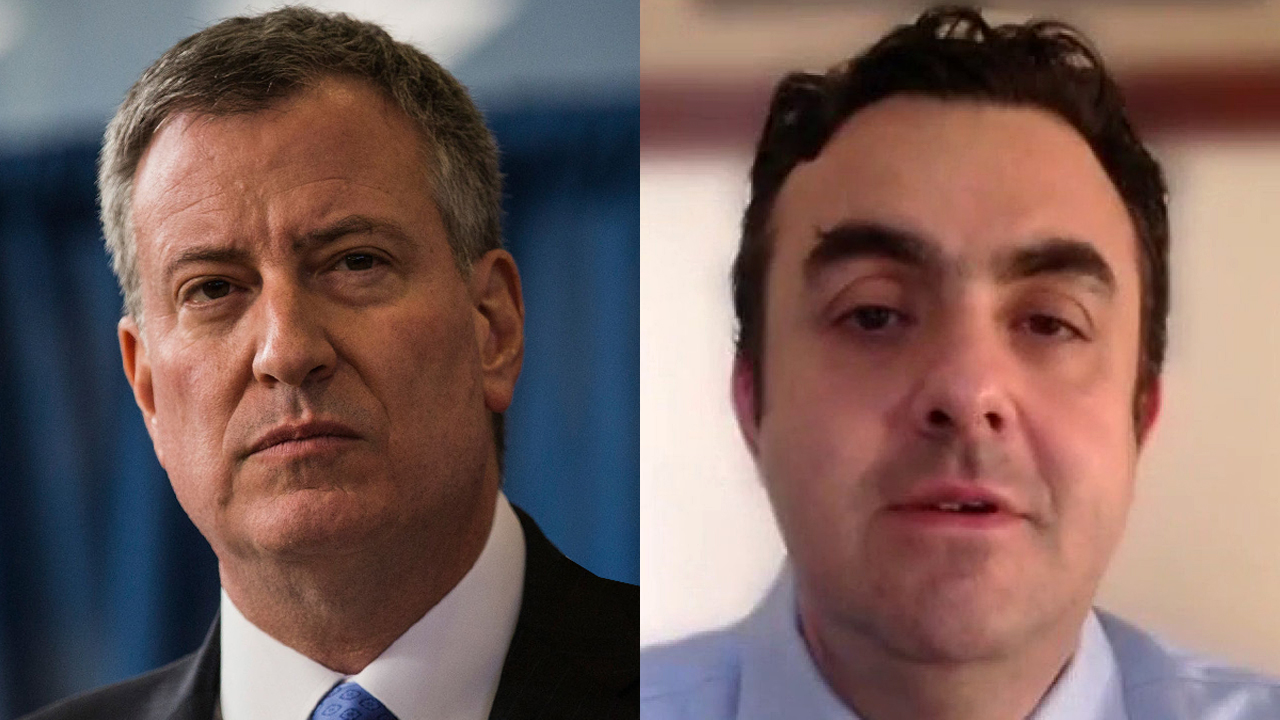 'Last Days of New York' author blames de Blasio liberal policies for city's decline: 'It's a grim picture' – Fox News