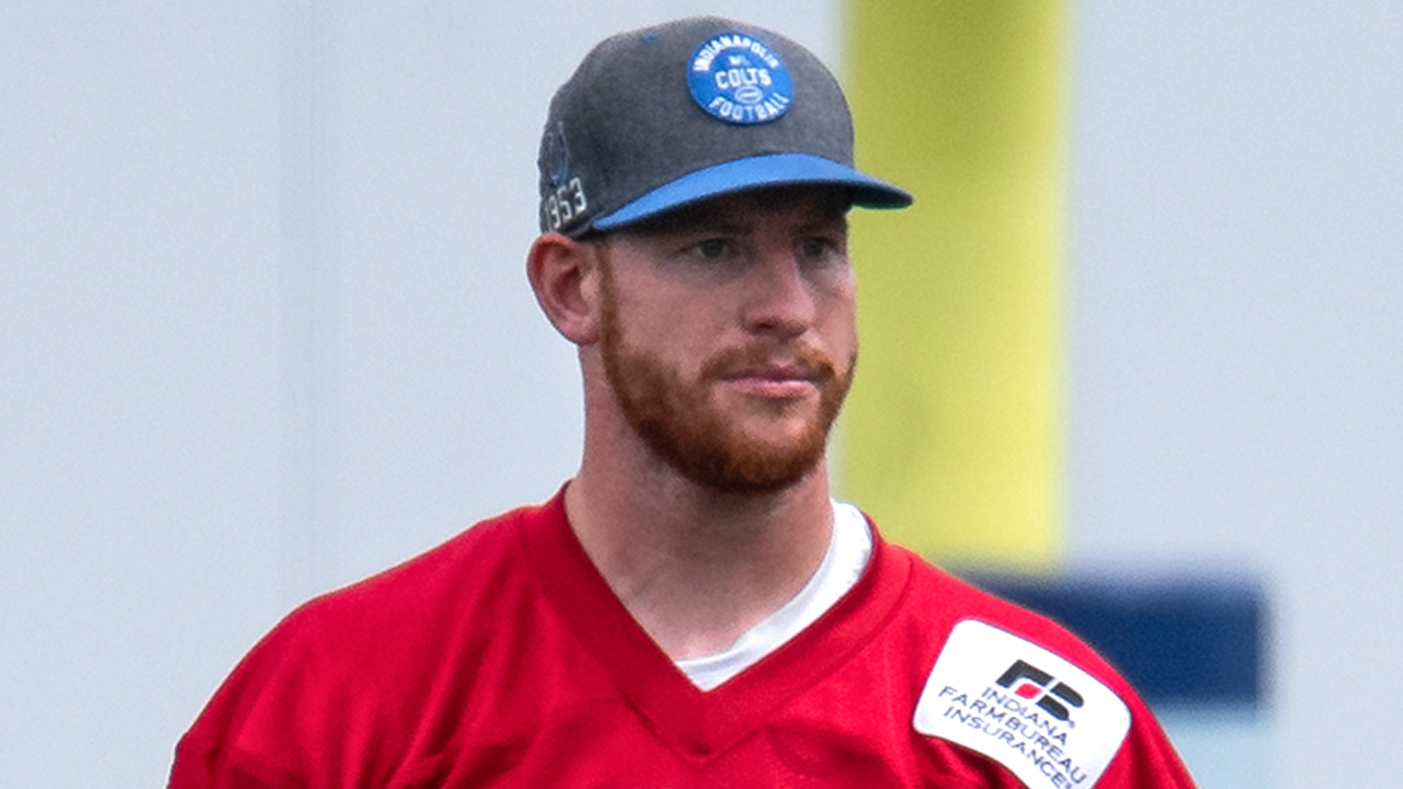 Colts' Carson Wentz elaborates on not being vaccinated: 'It's a personal decision'
