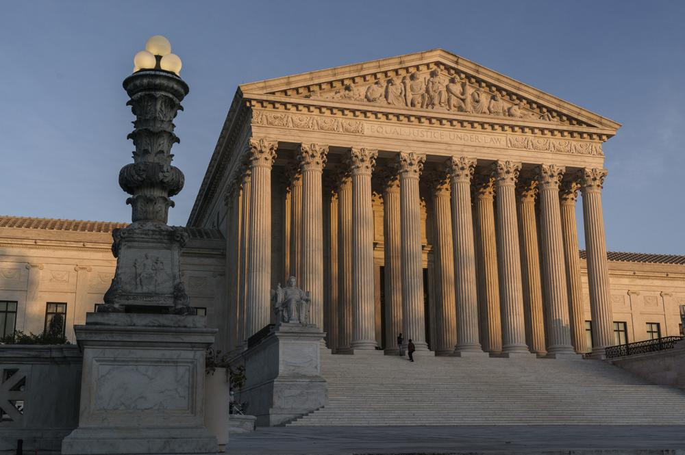 Biden DOJ urges Supreme Court to block landmark Texas abortion law
