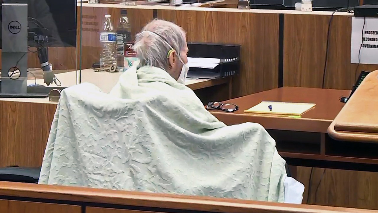 Robert Durst murder trial continues despite brief hospitalization, health woes