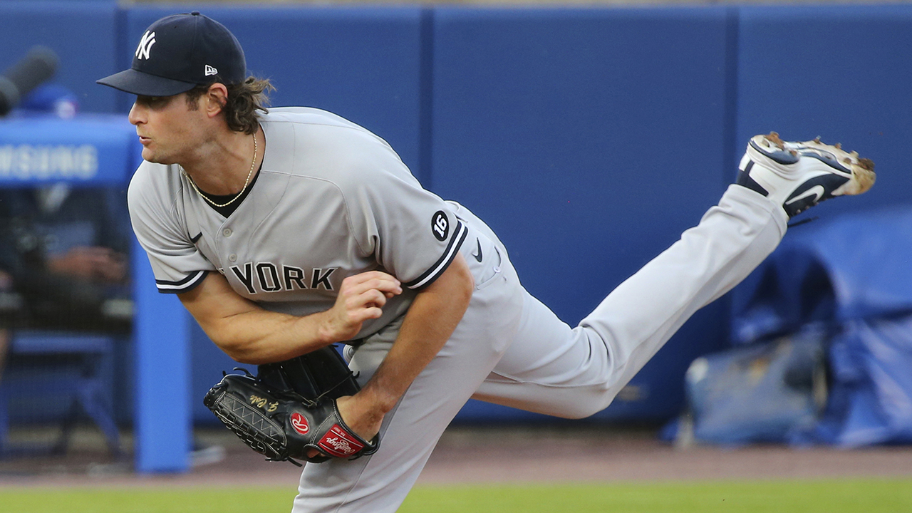 Yankees' Gerrit Cole after MLB's crackdown: 'It's so hard to grip the ball'