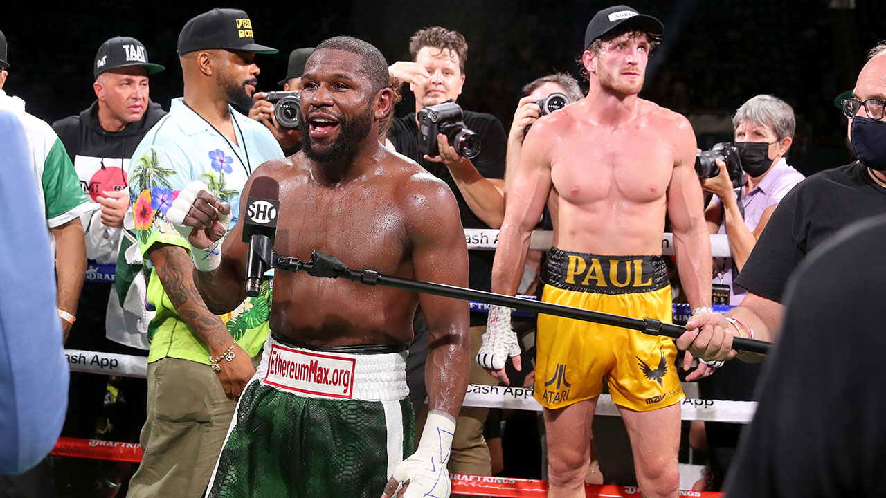 Boxing fans point to suspicious moment during Mayweather, Paul bout – Fox News