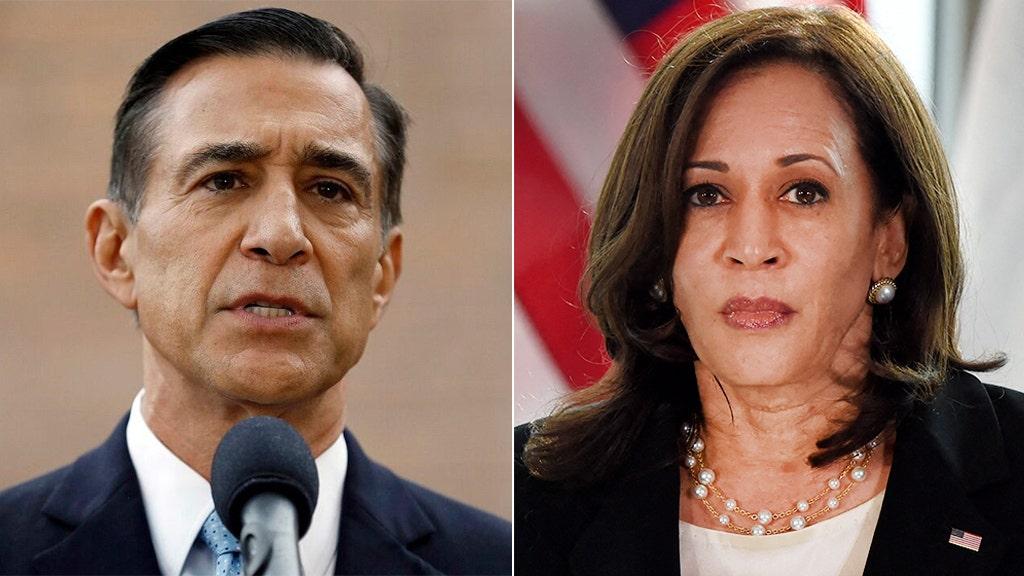 Darrell Issa invites VP Harris to visit the California-Mexico border