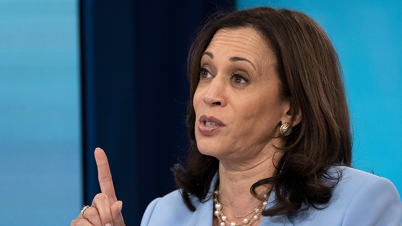 Harris hitting campaign trail with McAuliffe amid tight race for Virginia governor