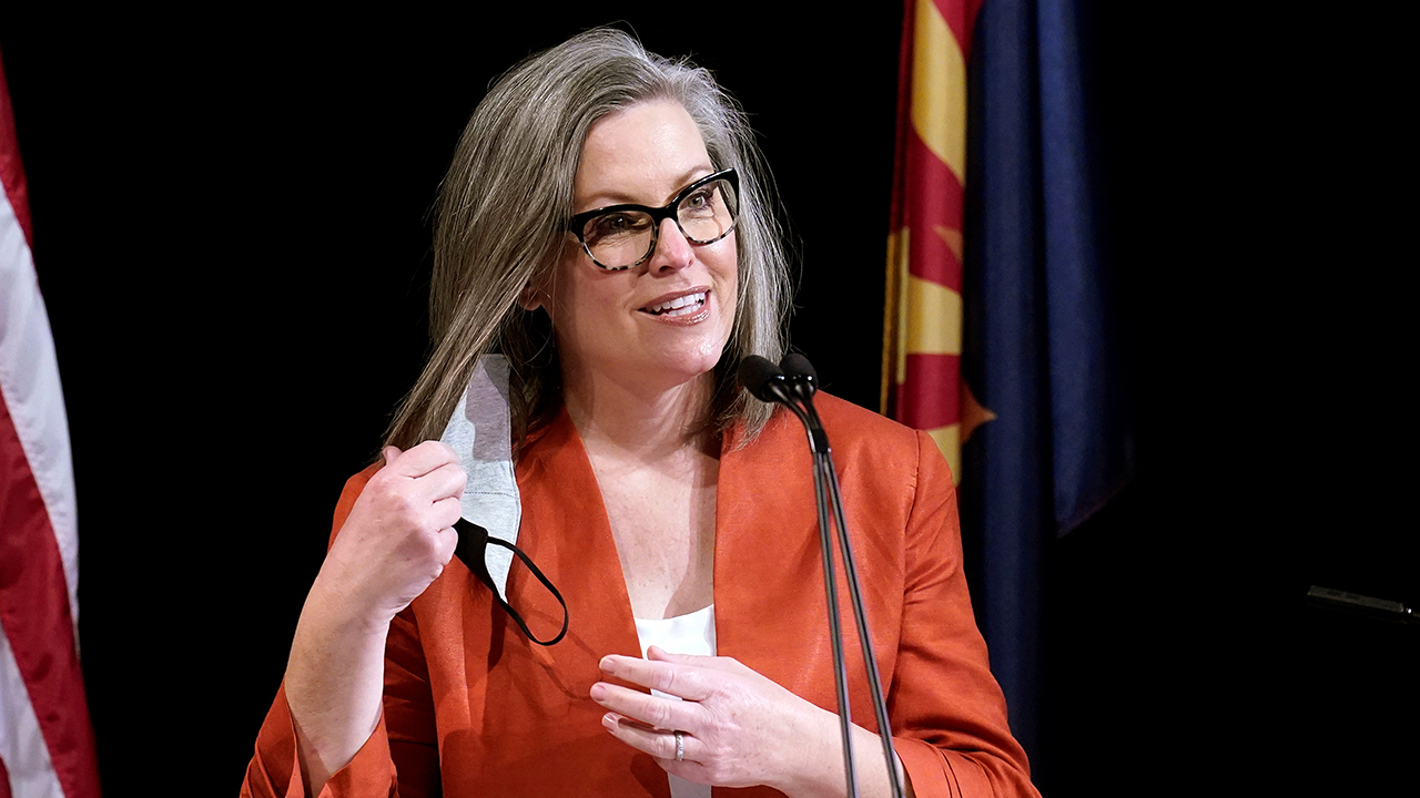 Arizona Secretary of State Katie Hobbs announces bid for governor – Fox News