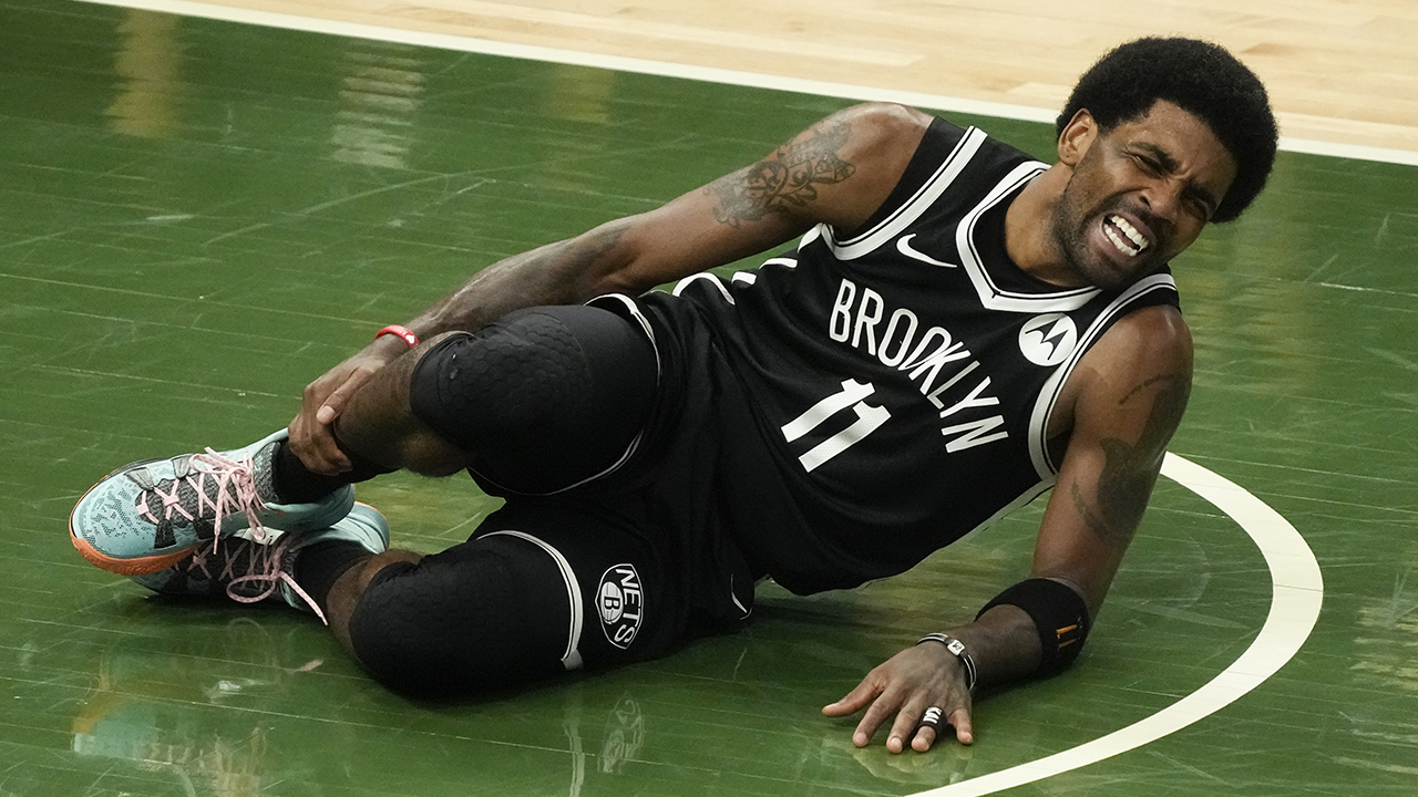 Kyrie Irving suffers ankle injury in Nets' Game 4 loss to Bucks – Fox News