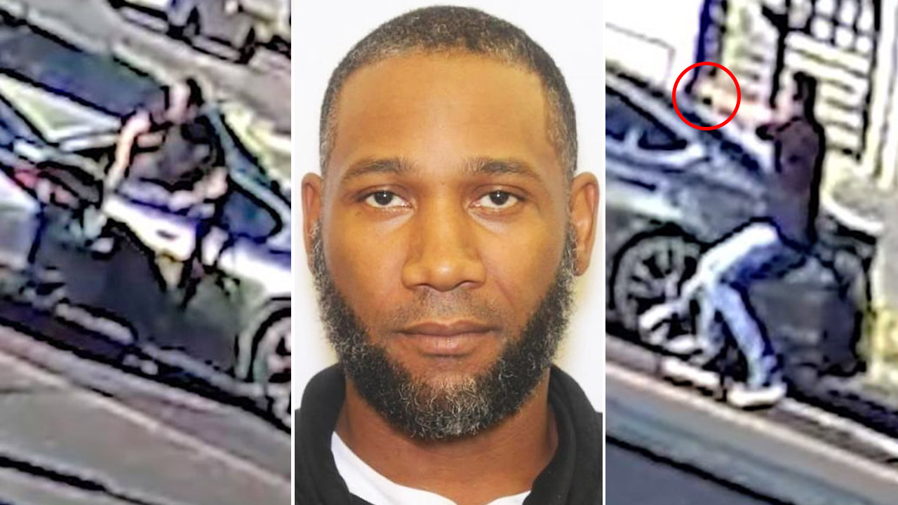 DC Maserati gunman who wounded woman driving with children remains at large