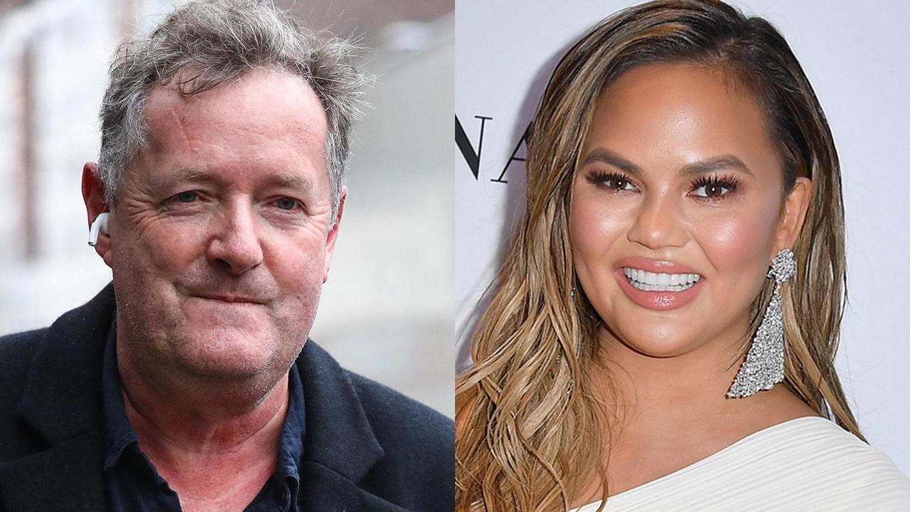 Piers Morgan mocks Chrissy Teigen's apology for cyberbullying: 'It's all an act' – Fox News