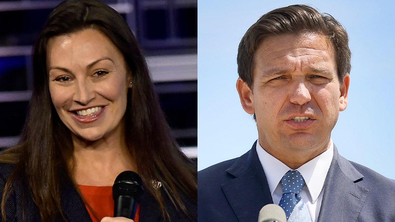 DeSantis blasts Democrat Nikki Fried after she joins Florida governor race: 'She's a lockdown lobbyist'