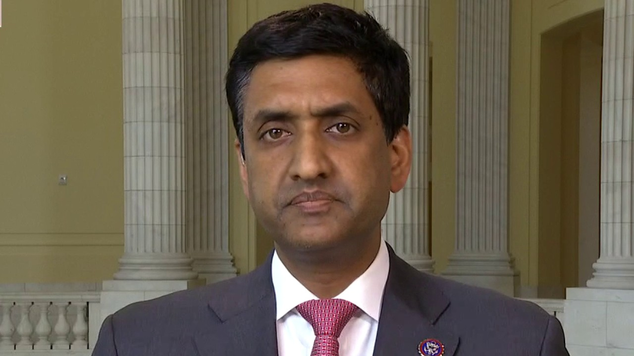 Rep. Khanna says Biden told Dems reconciliation agreement a must before Glasgow conference: 'I need this'