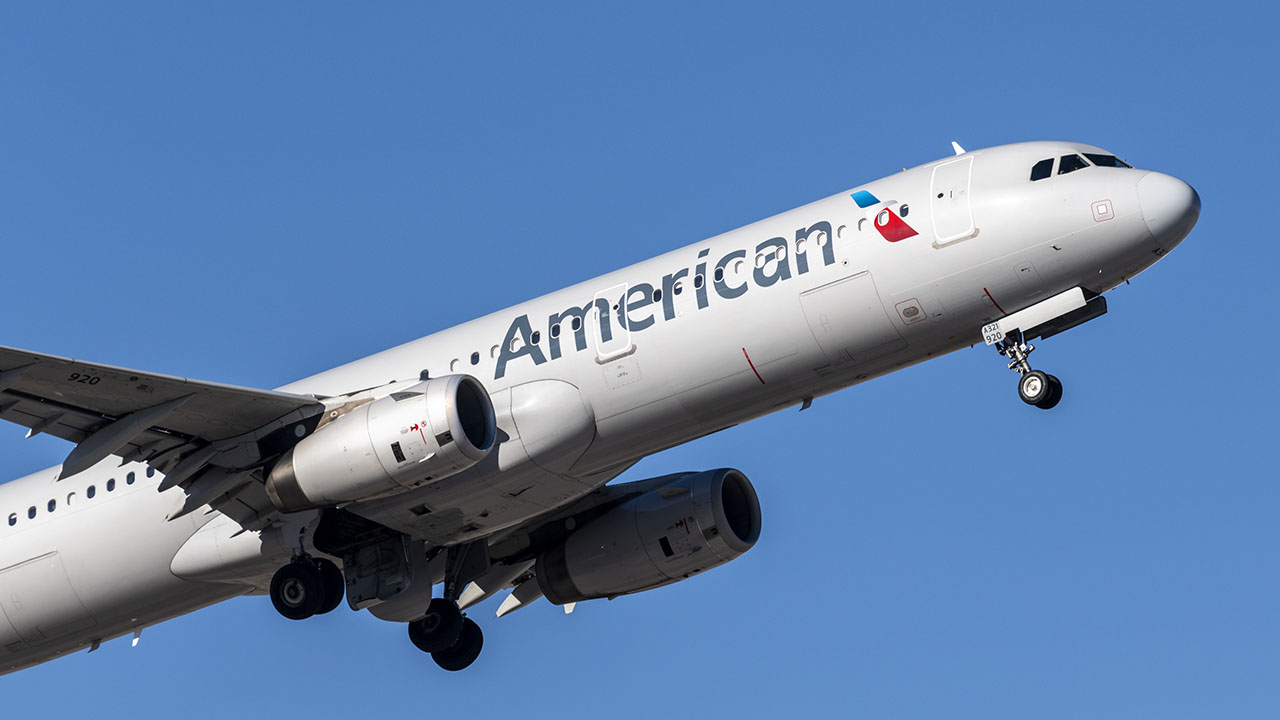 A flight attendant on board an American Airlines flight headed to Charlotte was caught scolding passengers who verbally abused crew members in a video posted to TikTok