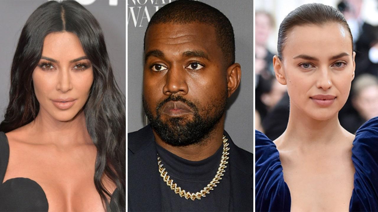 Kim Kardashian is unbothered by Kanye West's rumored romance with Irina Shayk: source – Fox News