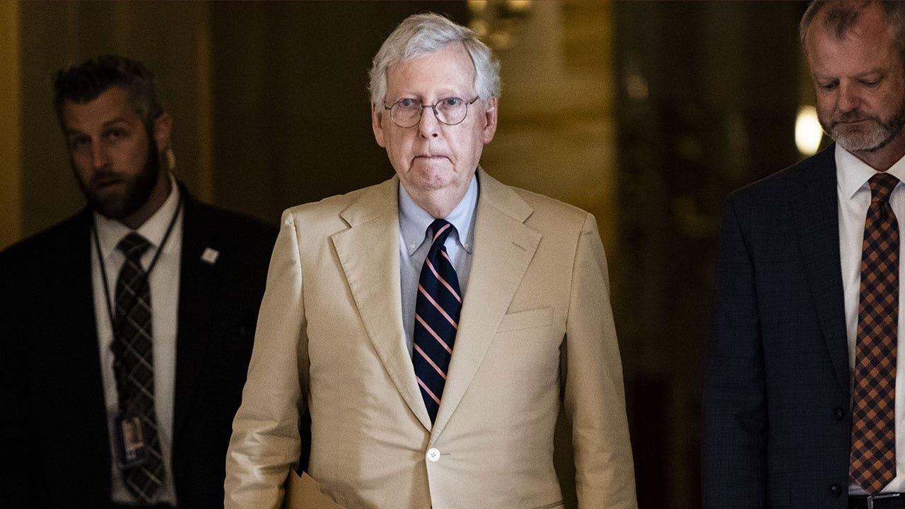 Senate Republicans poised to block Democrats' sweeping election reform bill
