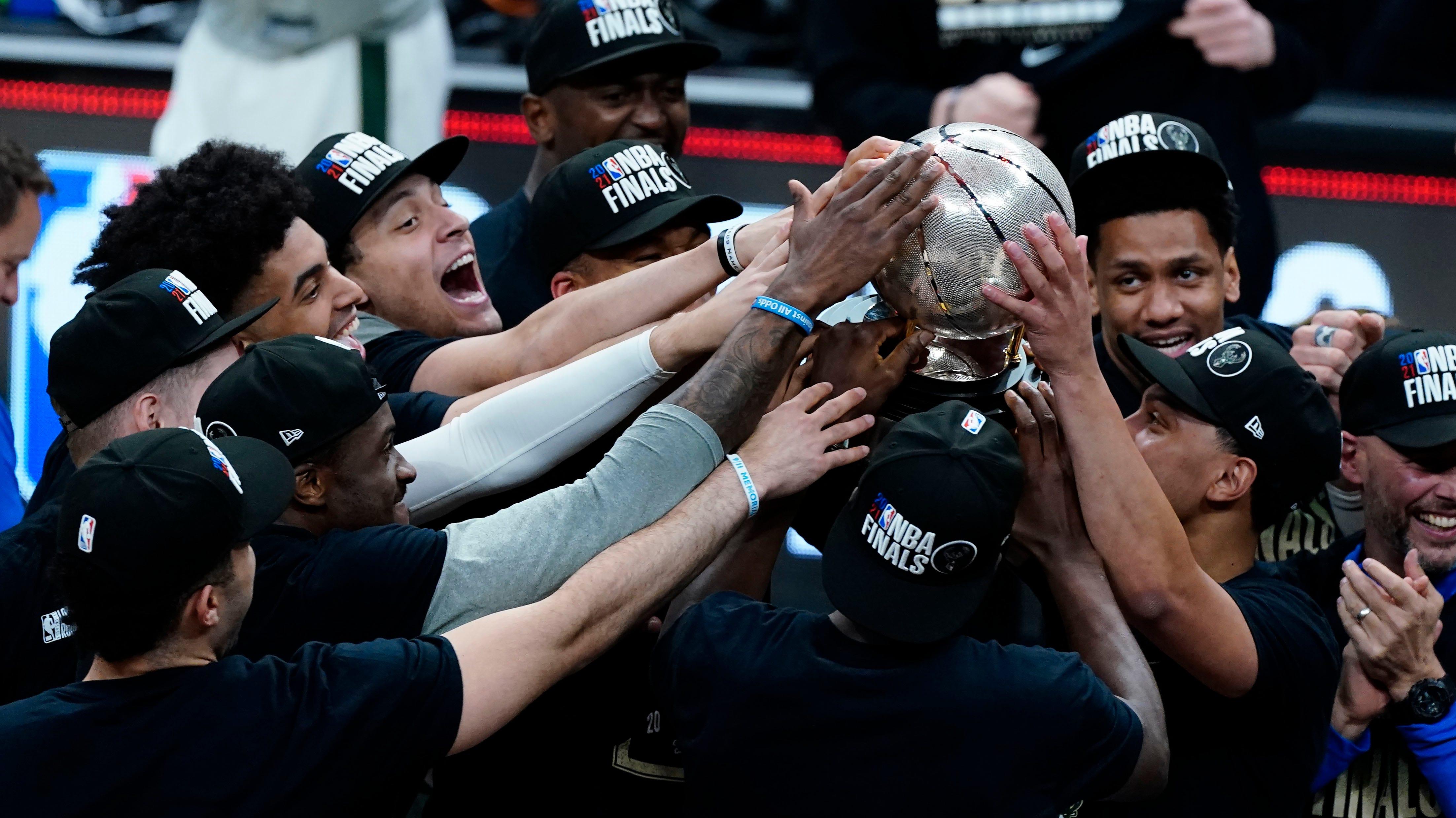 Bucks beat Hawks head to NBA Finals for 1st time since 1974 – Fox News
