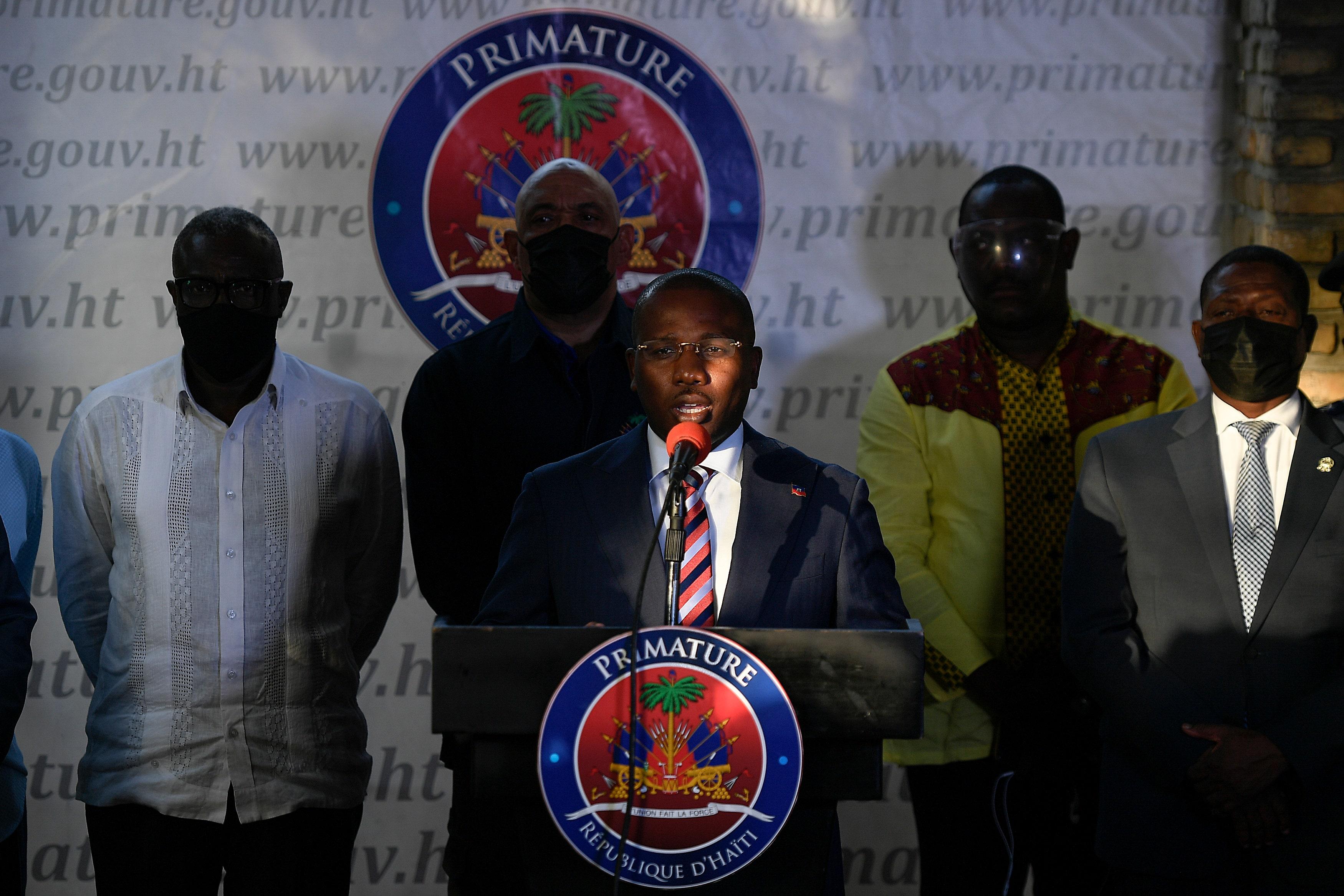 Haiti president assassination: Florida-based suspect planned to take presidency, police claim