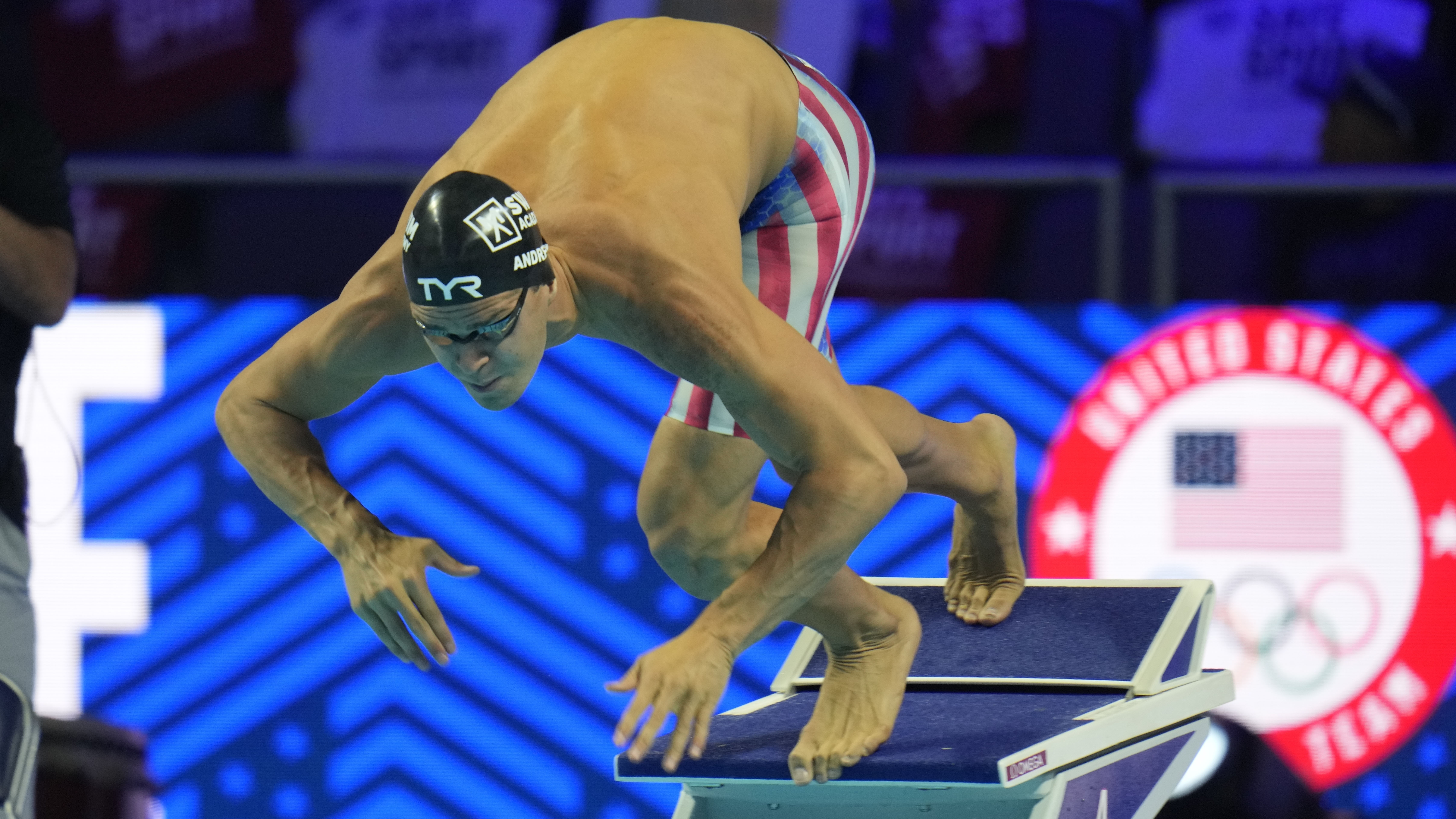 Unvaccinated US swimmer sparks debate as Olympics start - fox