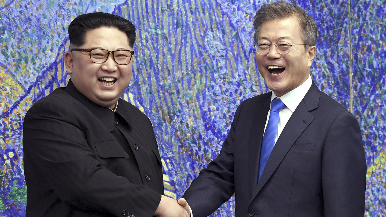 Koreas agree to restore communication channels, improve ties