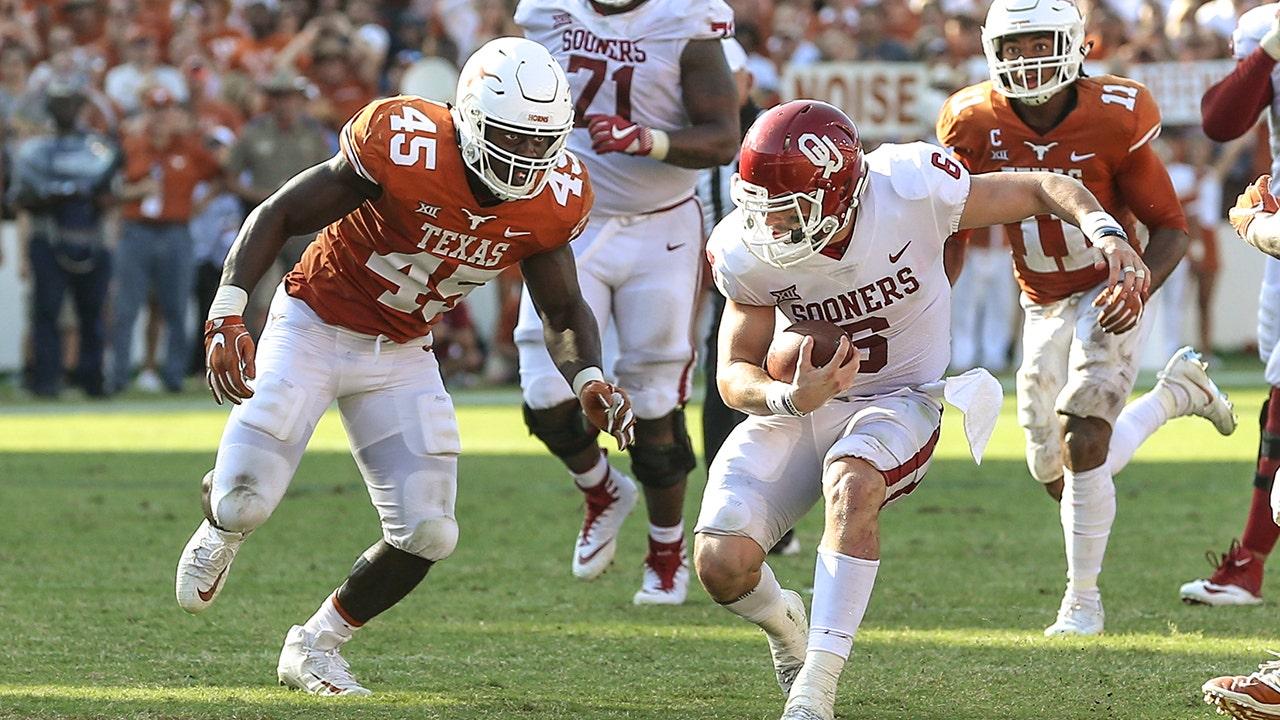 Clay Travis analyzes Texas and Oklahoma to the SEC – Fox News