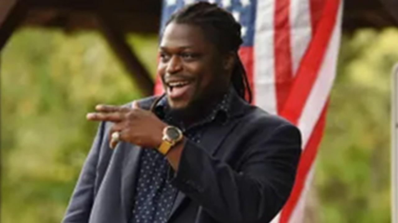 NJ House candidate, Air Force vet, shoots down BLM Utah calling US flag 'symbol of hate'