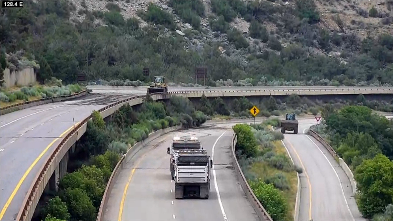 Colorado flooding kills 1, mudslides block roadways as flash floods force rescues in Southeast