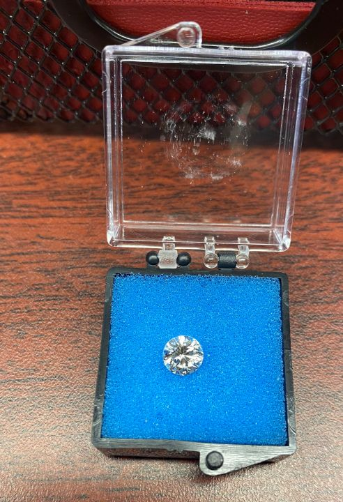 TSA returns lost diamond to owner after it fell off woman's engagement ring