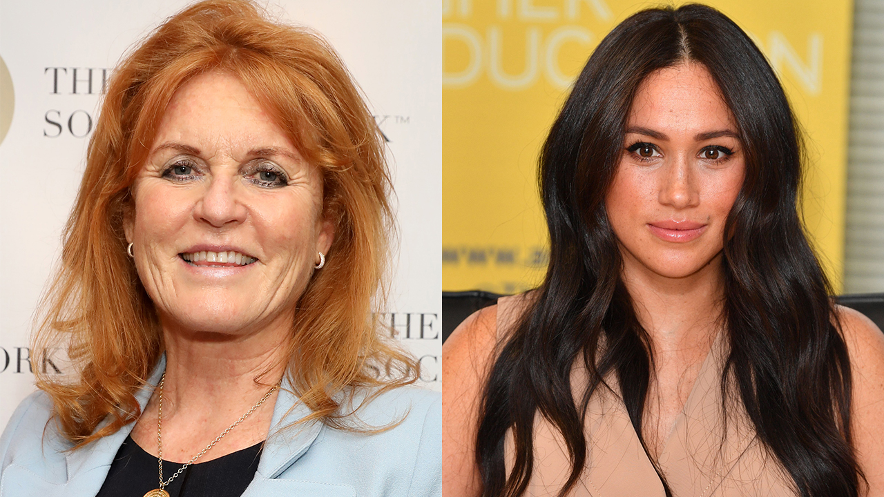 Sarah Ferguson on Meghan Markle's royal exit: 'I believe that everybody has a right to their own voice'