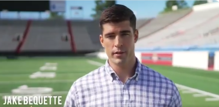 Arkansas Senate primary candidate, former NFL player 'not going to sit idly' while 'radical left takes over'