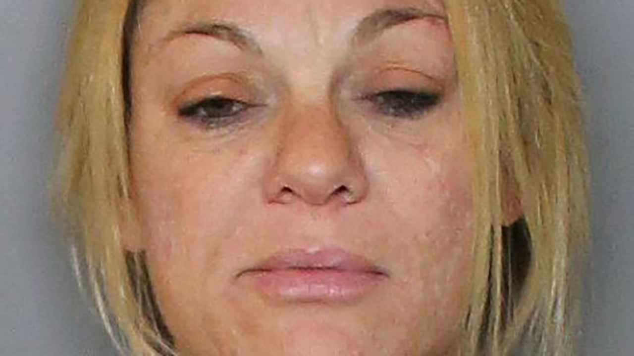 Florida woman accused of skinny-dipping in homeowner's pool