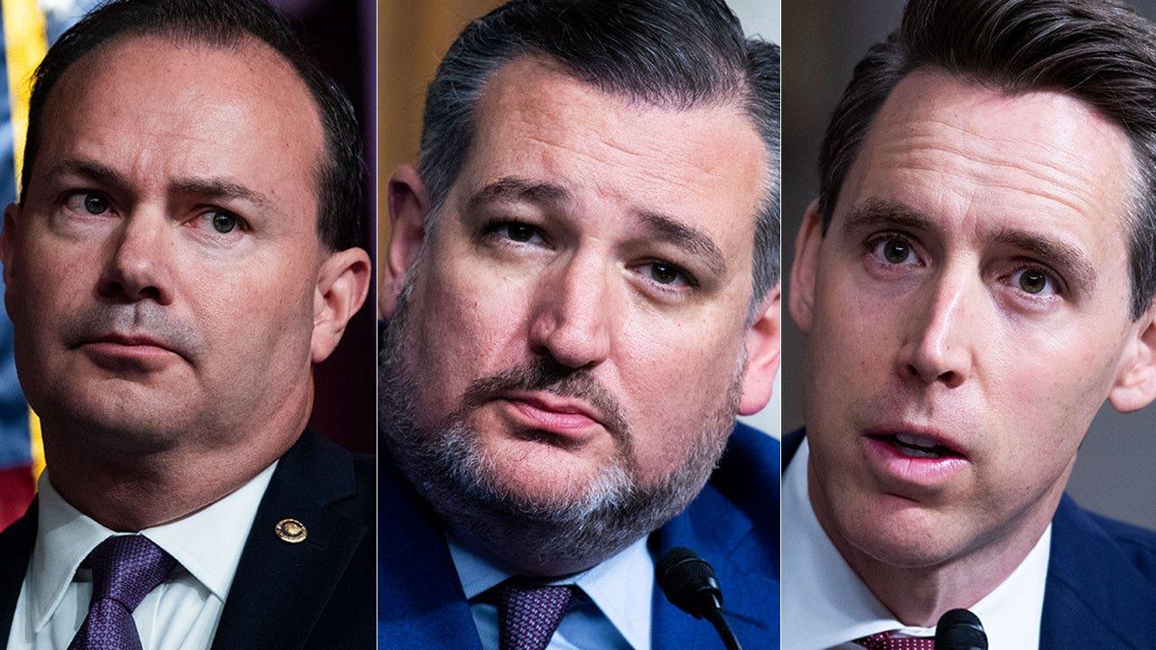 Sens. Hawley, Lee, Cruz lead amicus brief urging SCOTUS to overturn landmark abortion case Roe v. Wade