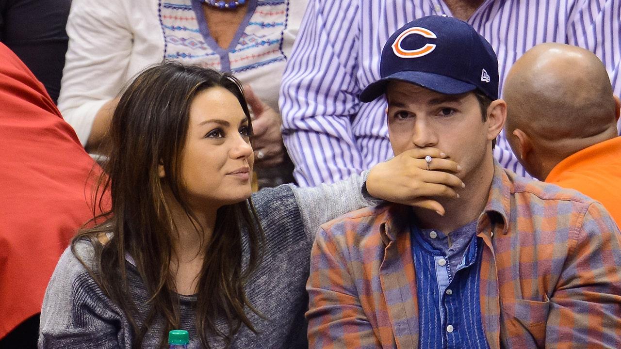 Mila Kunis giải quyết những bình luận về việc tắm của cô và Ashton Kutcher: 'Thật là ngớ ngẩn'