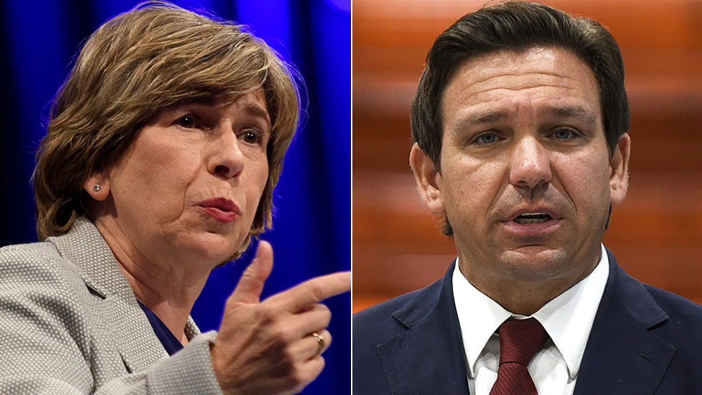 Randi Weingarten backpedals after claiming DeSantis would cause 'millions' to die in Florida