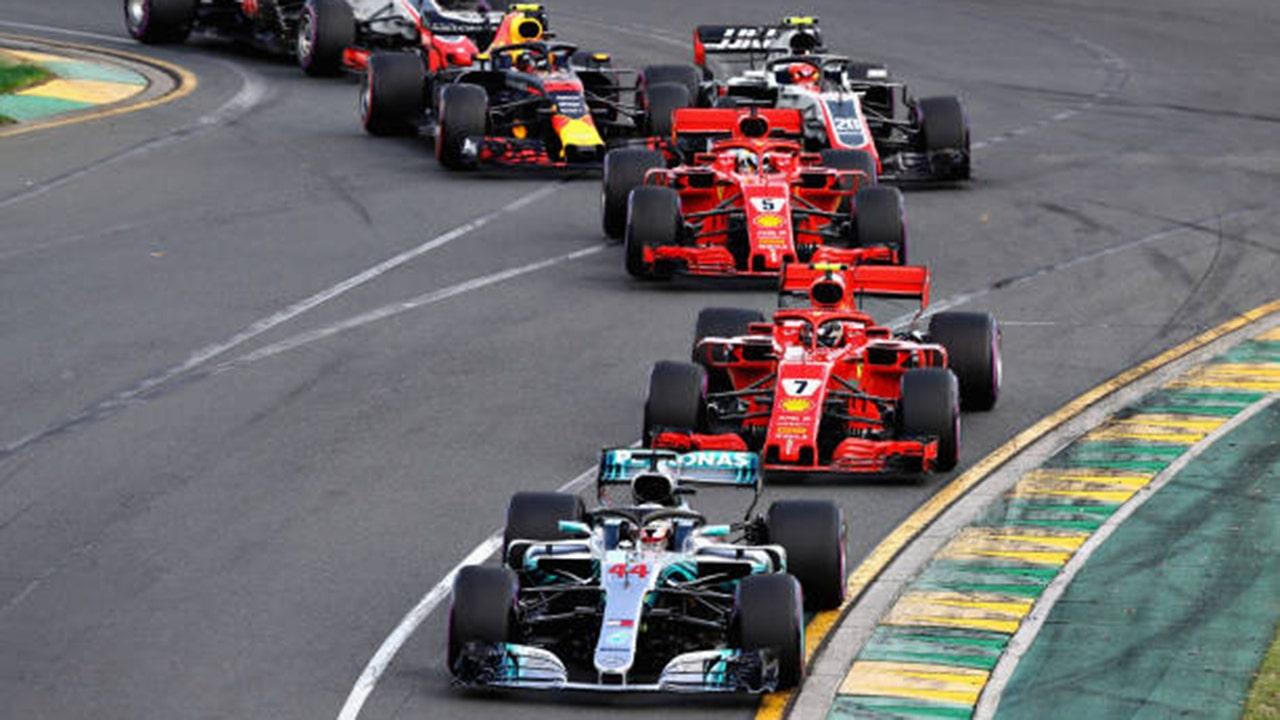 Australian Grand Prix Formula 1 race canceled in November over COVID-19