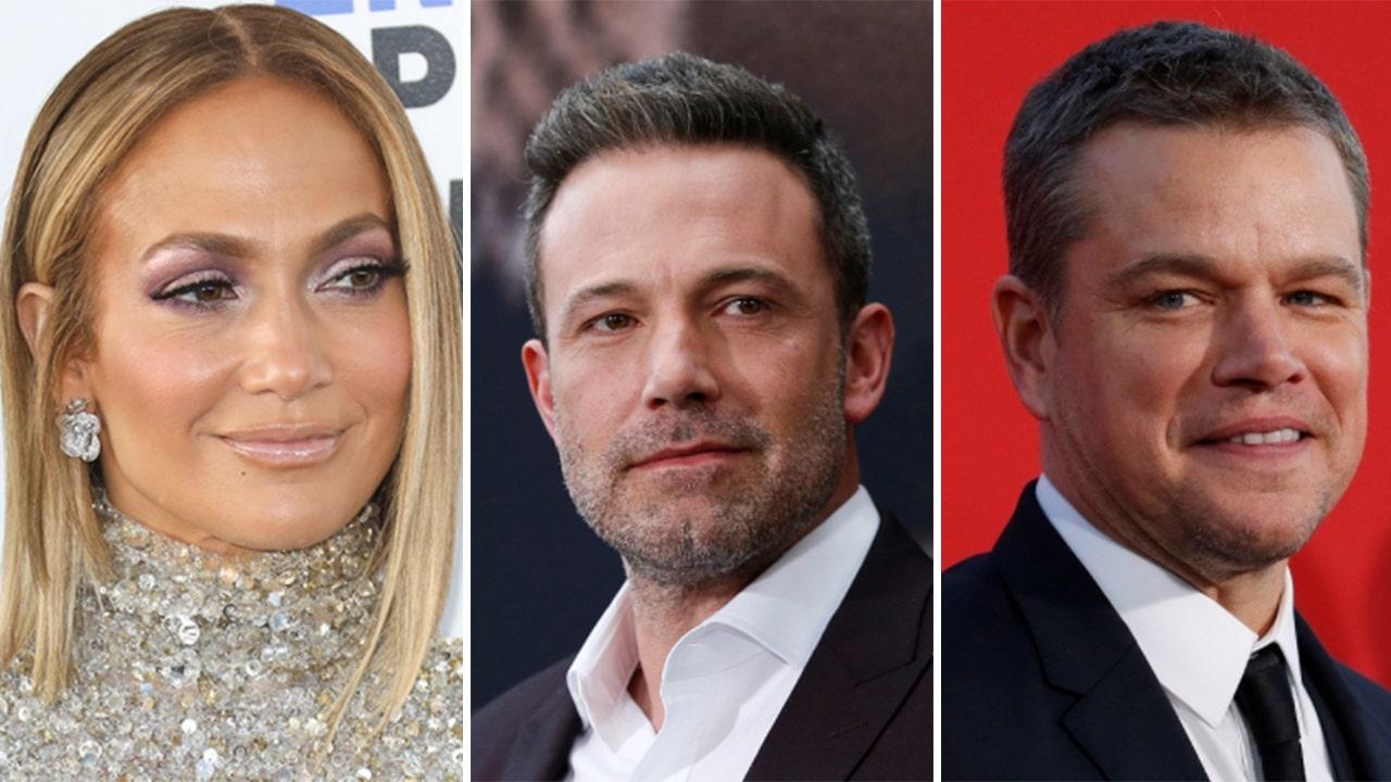 Matt Damon supports Jennifer Lopez, Ben Affleck's romance: 'I'm glad for both of them' - Fox News