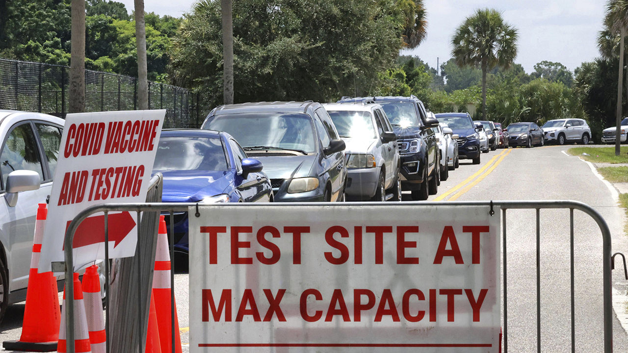 Florida sees 21,000-plus coronavirus cases Saturday, breaking one-day record