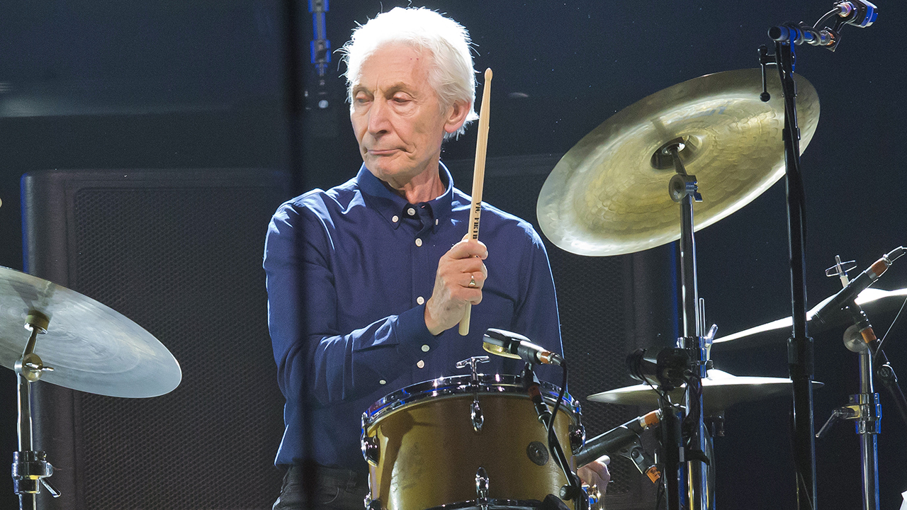 Rolling Stones drummer Charlie Watts sitting out band's US tour