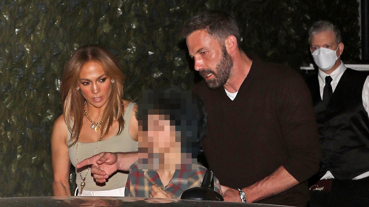 Jennifer Lopez, Ben Affleck's relationship gets more serious at dinner with her daughter Emme
