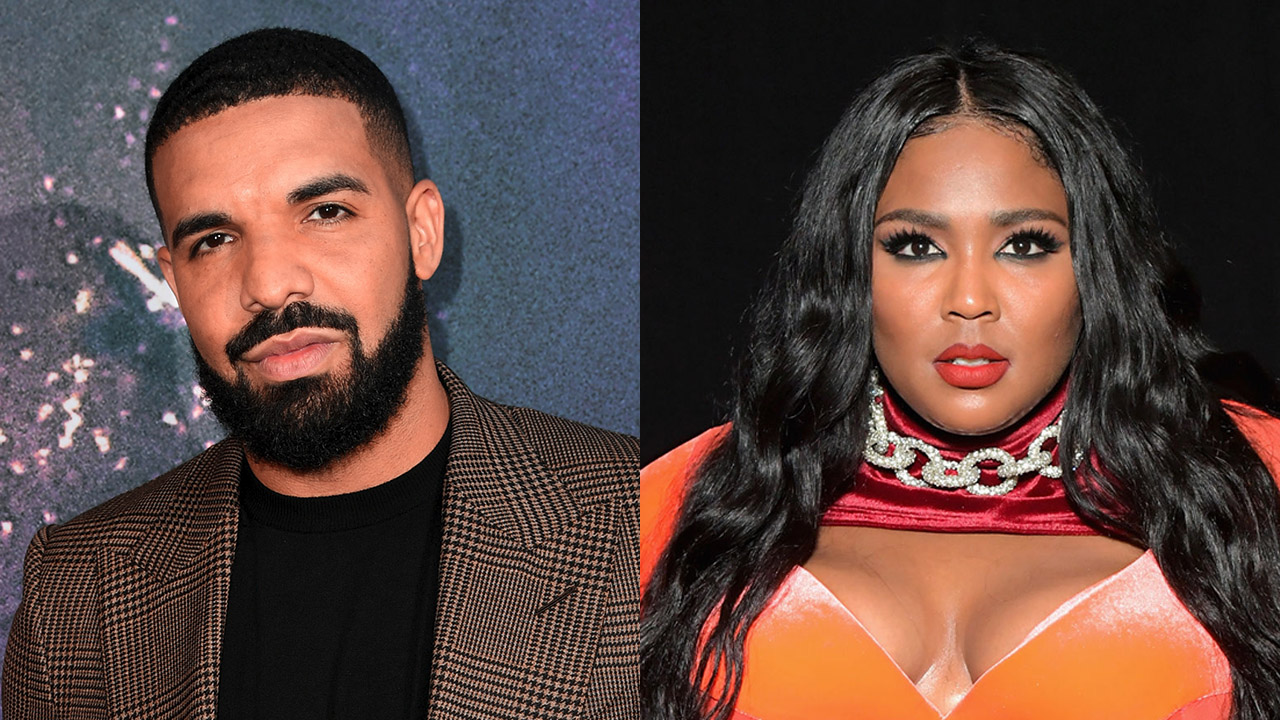 Drake reached out to Lizzo over racy 'Rumors' lyric