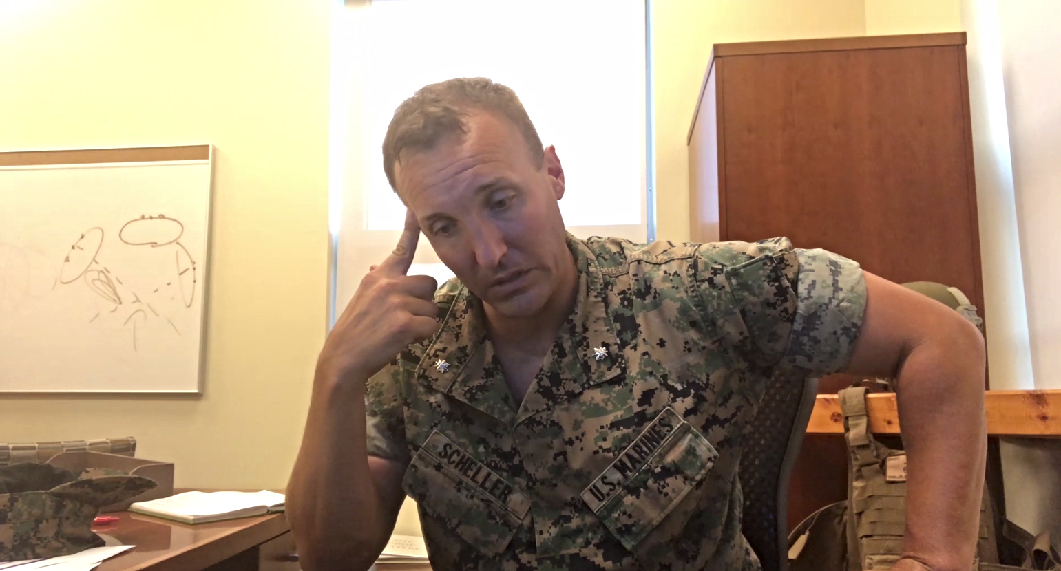 Marine demands senior leaders accept 'accountability' for Afghanistan gets removed from position – Fox News