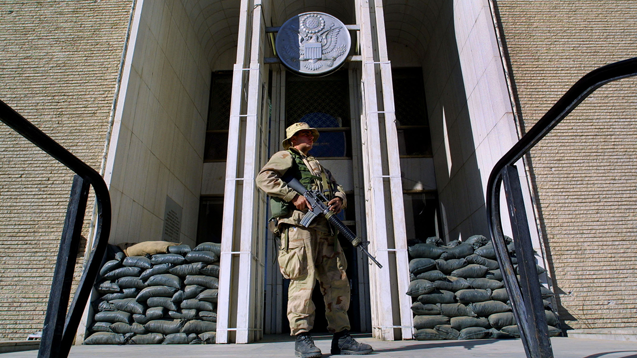 US officials in Afghanistan are destroying sensitive docs at embassy in Kabul