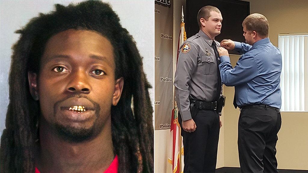 Florida prosecutors seek death penalty for accused Daytona Beach cop killer