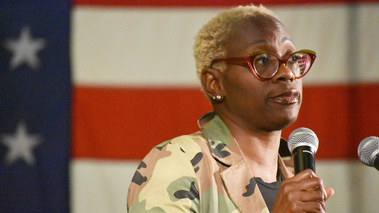 Nina Turner slammed for claiming she 'didn't lose this race,' 'evil money manipulated' election