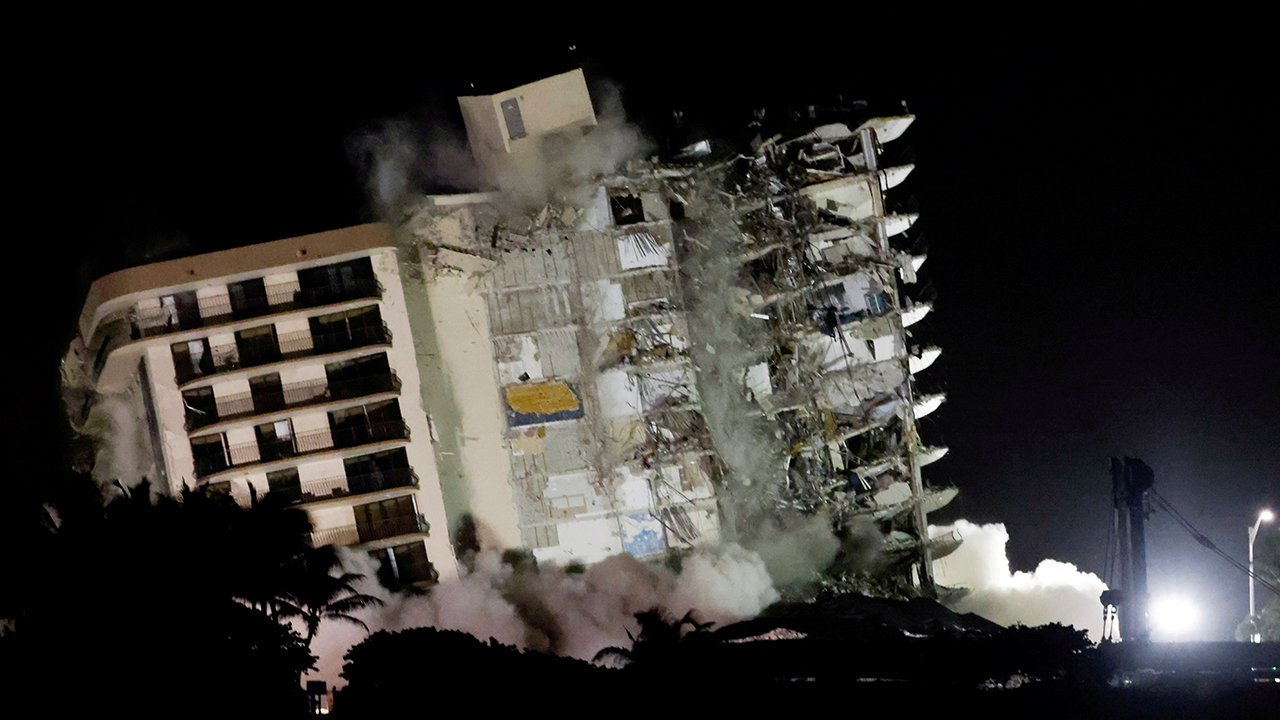 Miami building collapse: Federal oversight team names team of investigators