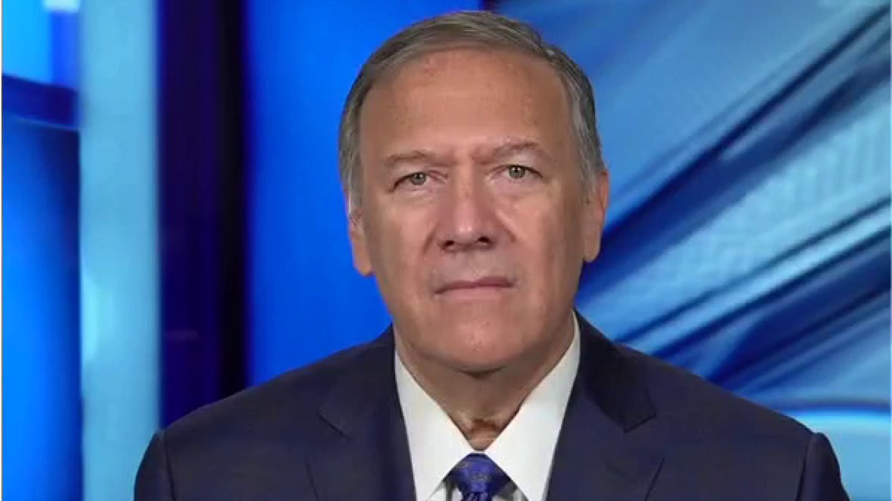 Pompeo slams Biden admin for 'failed' Kabul strike, says military was under 'enormous' political pressure