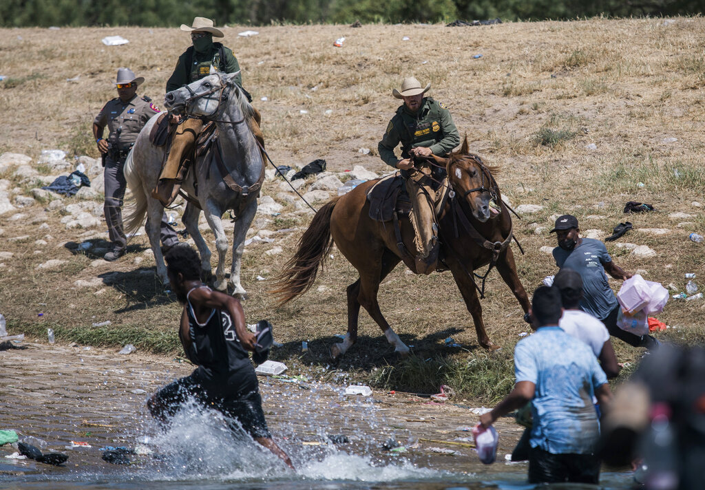 Acting CBP chief 'shocked' by images of Border Patrol on horses, as administration doubles down