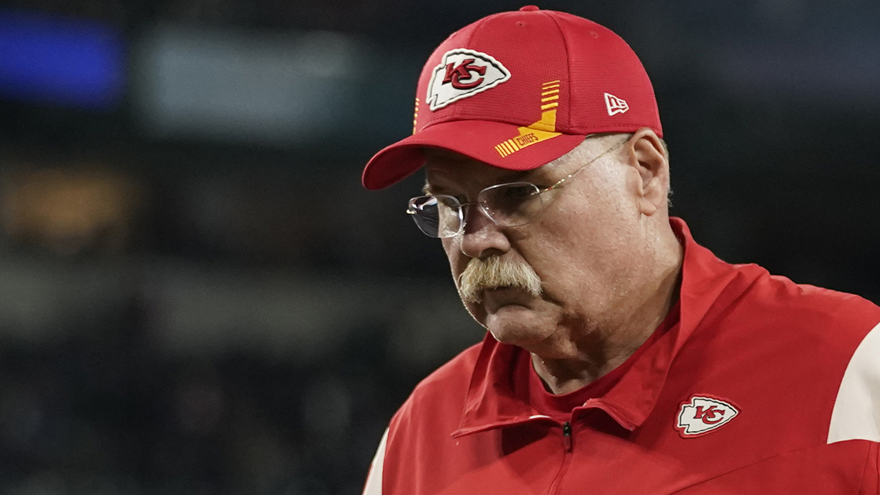 Andy Reid in 'great spirits' after release from hospital, Chiefs say - Fox News