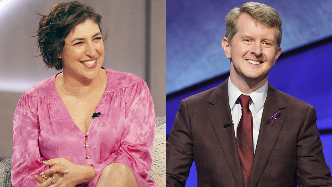 'Jeopardy!' announces Mayim Bialik, Ken Jennings will split hosting duties for the year with no guest hosts thumbnail